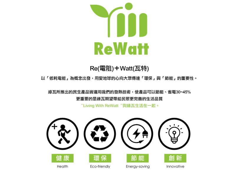 通路合作品牌-綠瓦數位電熱水器
